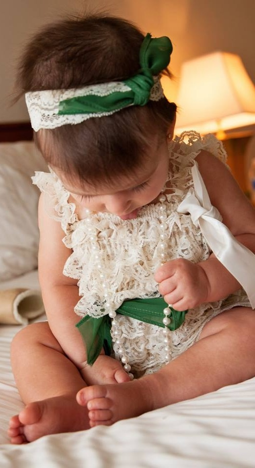 Cutest flower girl E-V-E-R