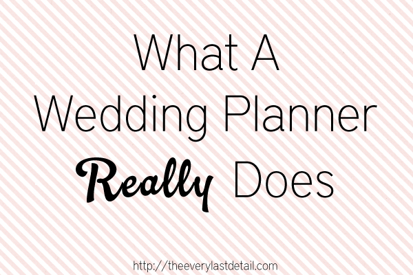 whataweddingplannerdoes