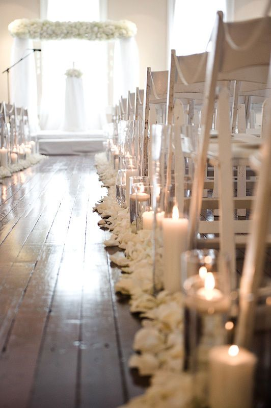 Your beautifully decorated walk down the aisle erin padgett your beautifully decorated walk down the aisle junglespirit Images