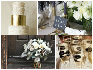 Grey and Gold Inspiration